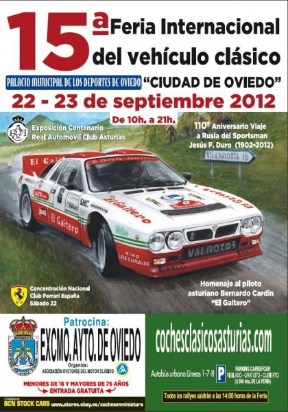 Feria de Oviedo 2012