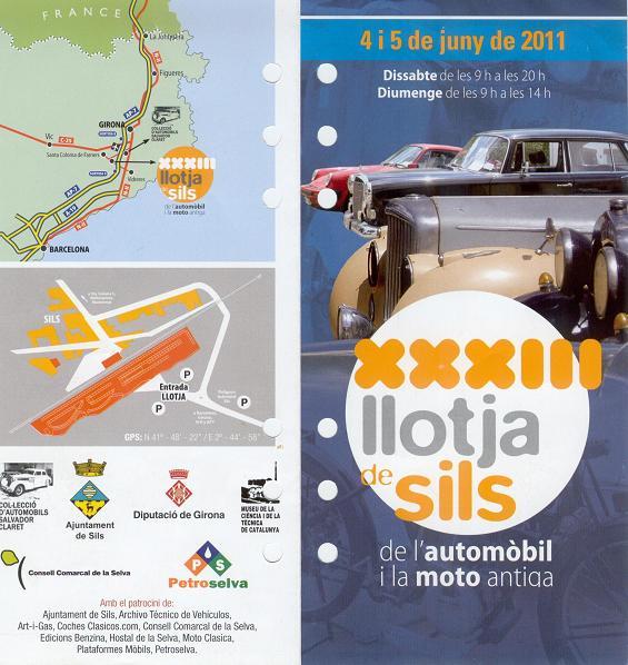 FERIA DE SILS 2012