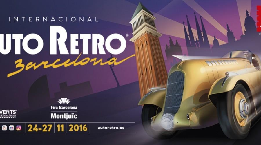 Feria Auto Retro Barcelona