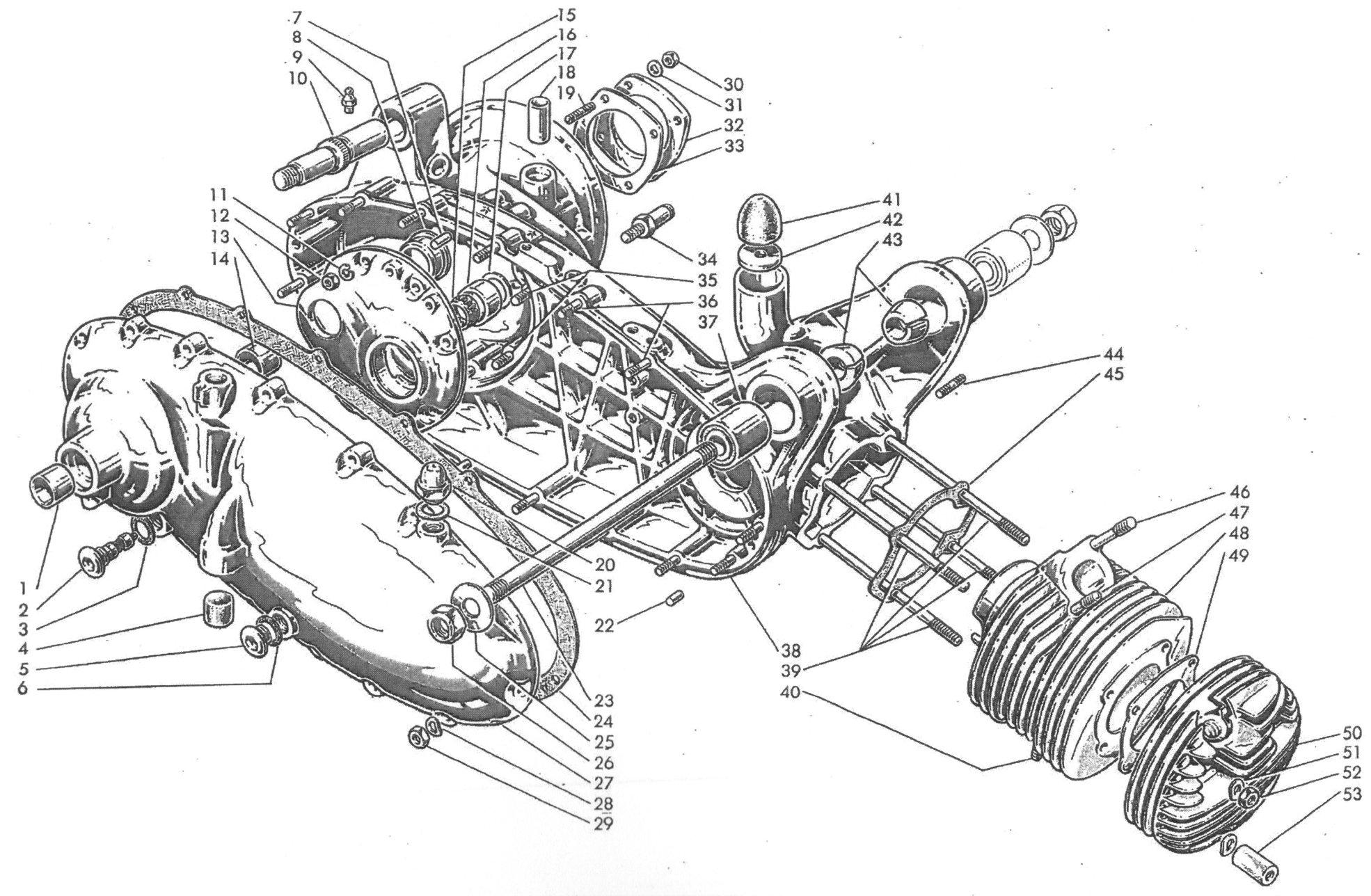 CARTER-MOTOR-CILINDRO
